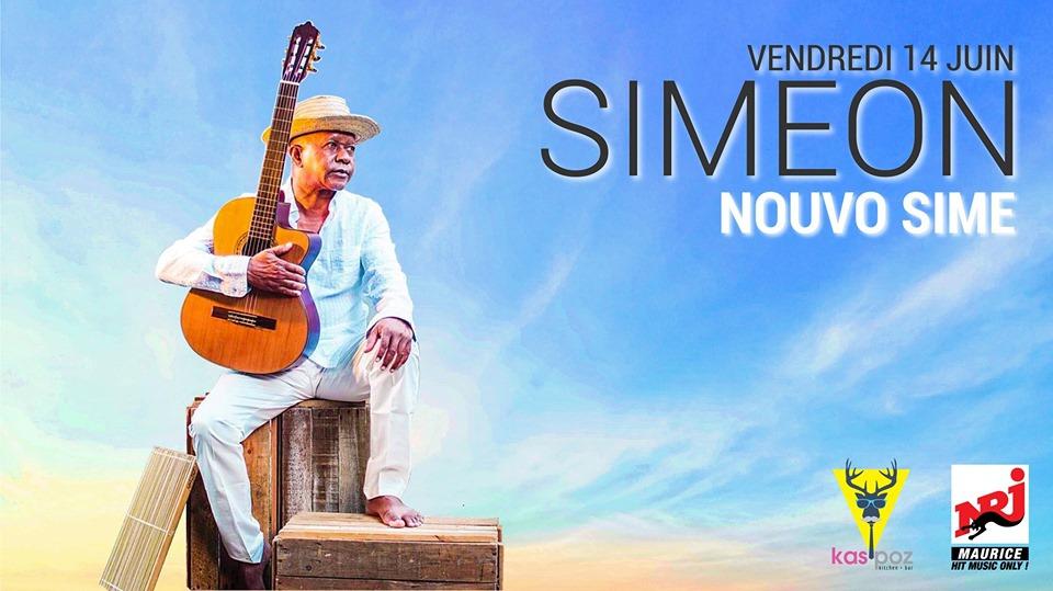 Simeon // Nouvo Sime // Kas Poz // Vendredi Live