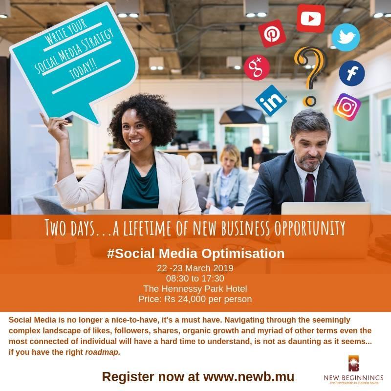 Social Media Optimisation at Hennessy Park Hotel