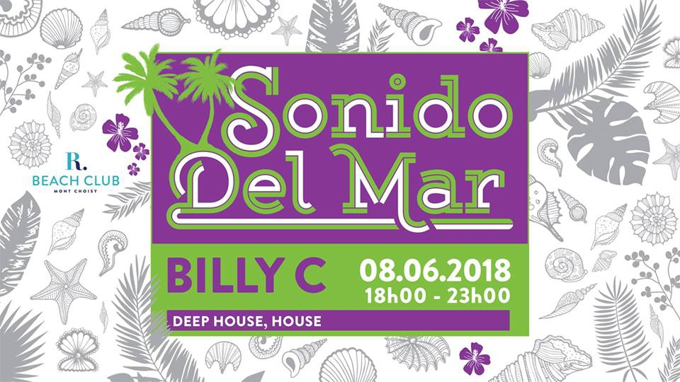 Sonido del Mar - Billy C