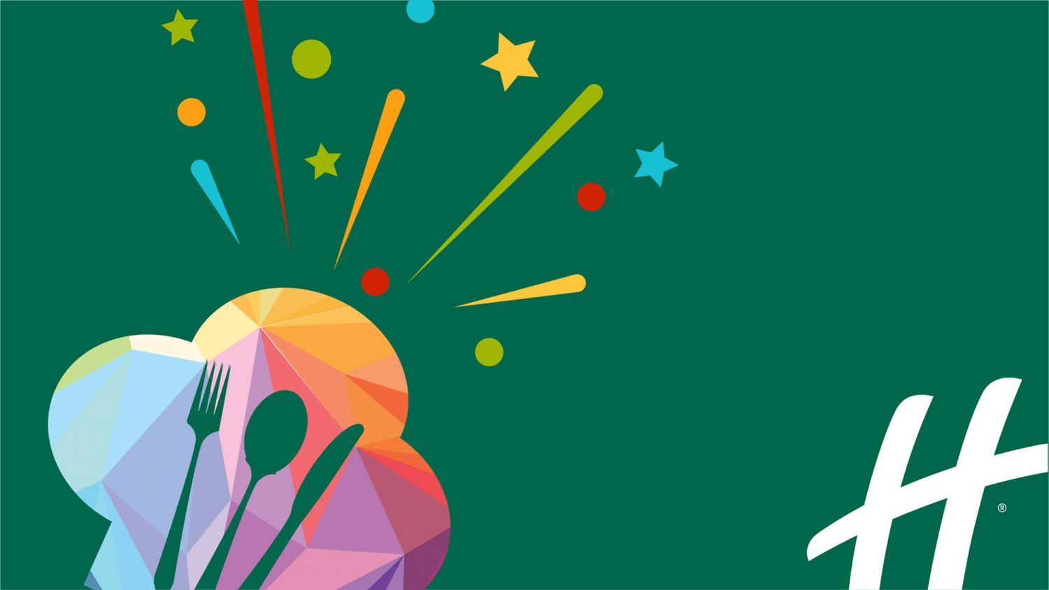 Special New Year Eve Buffet : 31 December 2018 at Holiday Inn