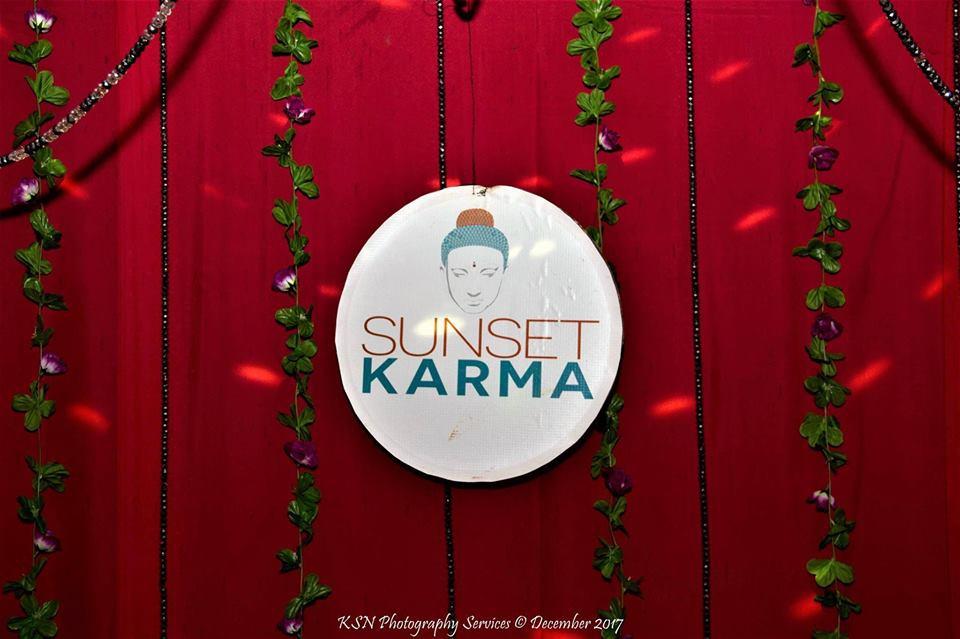Sunset Karma : 'Shukriya'