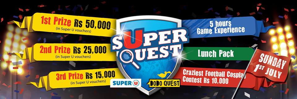 Super Quest. Football street quest