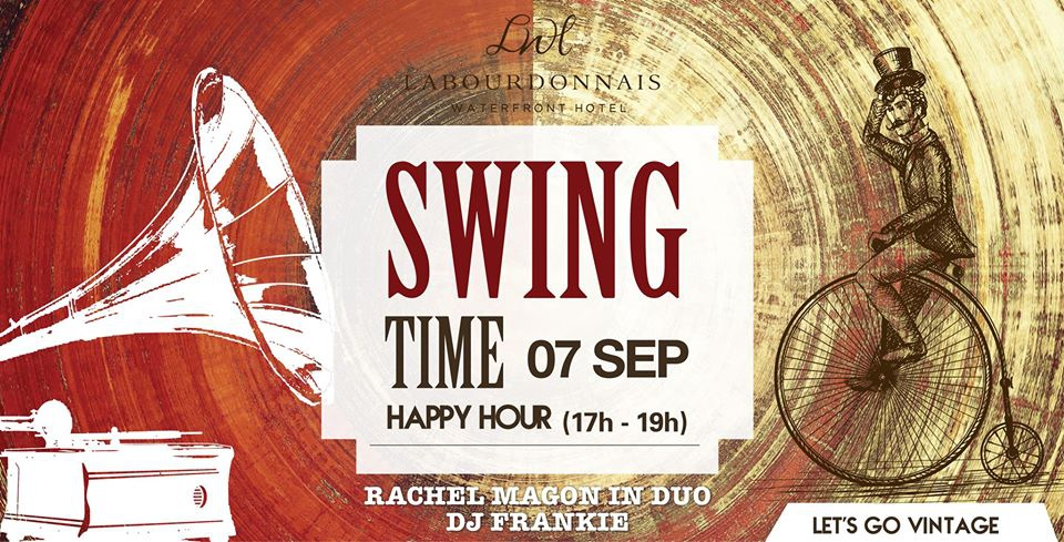 Swing Time at Labourdonnais Waterfront Hotel