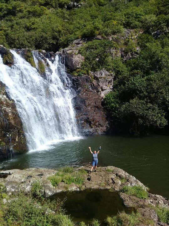 Tamarin Falls Hike / Randonnée des Sept Cascades