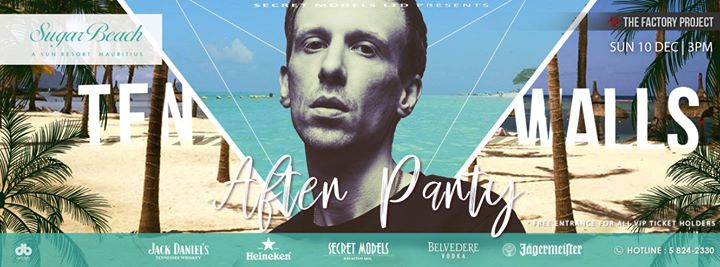 TEN WALLS : Official AfterParty