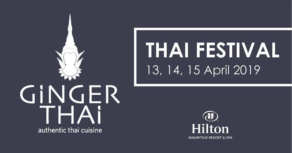 Thai Festival at Ginger Thai