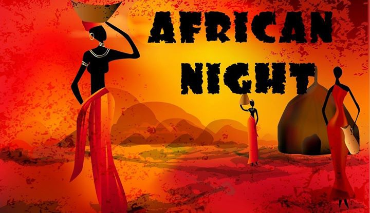 The African Night // Safari Bar Mauritius