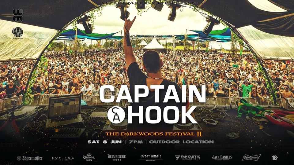 The DarkWoods Festival II - Captain Hook