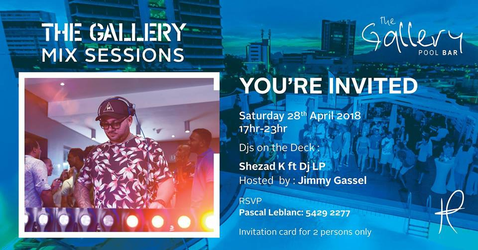 The Gallery Mix Sessions