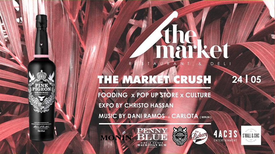 The Market CRUSH 24|05