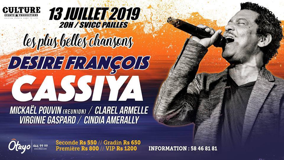 Les plus belles chansons de Désiré François et Cassiya