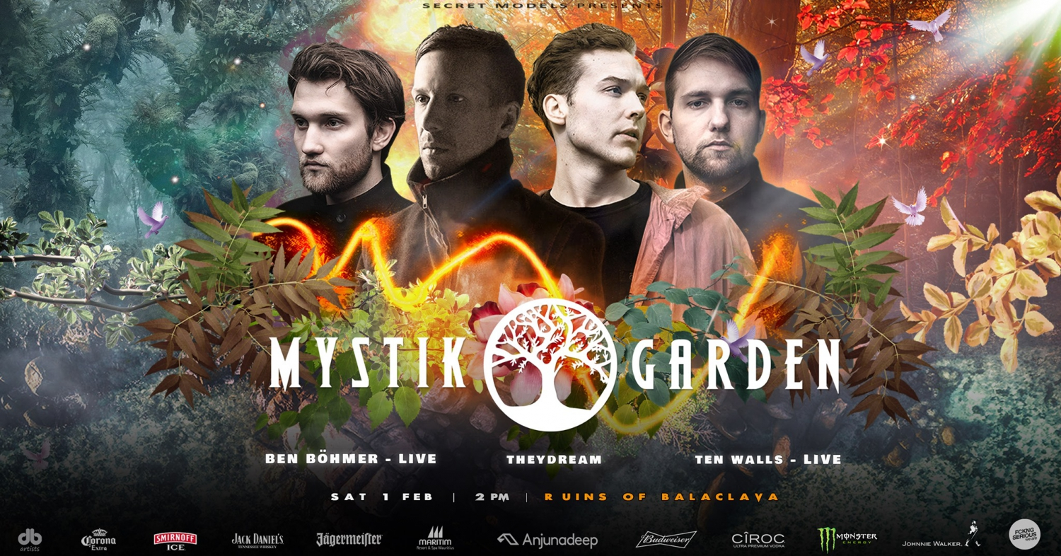 The Mystik Garden - Ten Walls / Ben Böhmer / Theydream