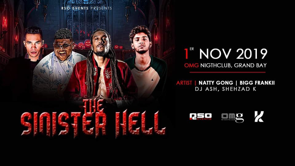 The Sinister HELL at OMG