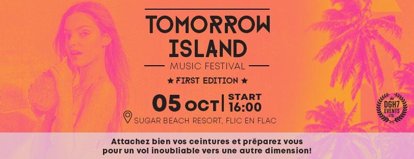 TomorrowISLAND Music Festival First Edition