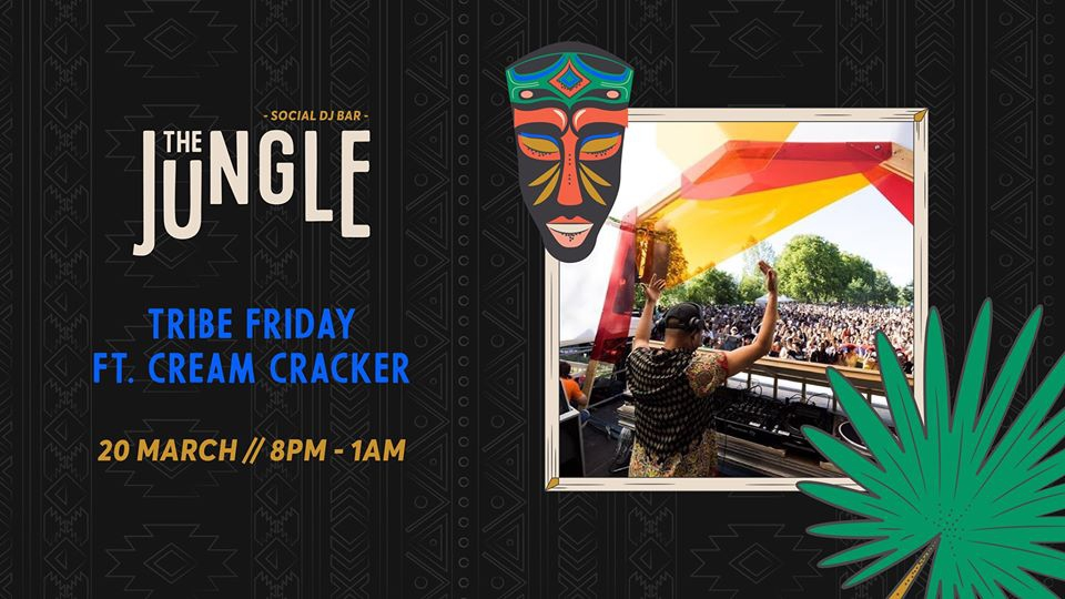 Tribe Friday ft. Cream Cracker