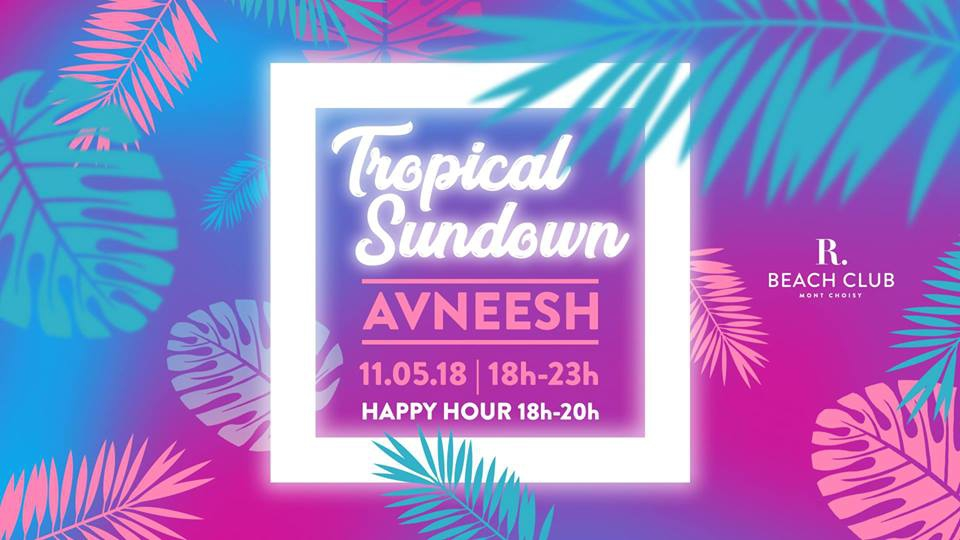 Tropical Sundown - Avneesh