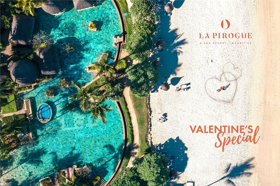 Valentine's Day at La Pirogue