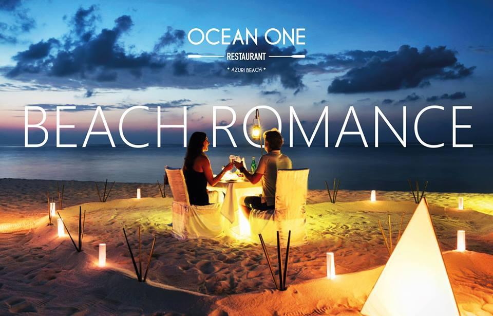 Valentine's Beach Dinner at Ocean One - Beach Club & Restaurant