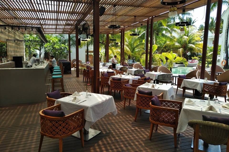 Valentine's Day at Ocean Villas Mauritius