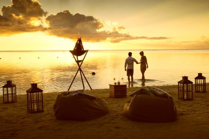 Valentine's Day Dinner Offers at Sugar Beach, A Sun Resort, Mauritius