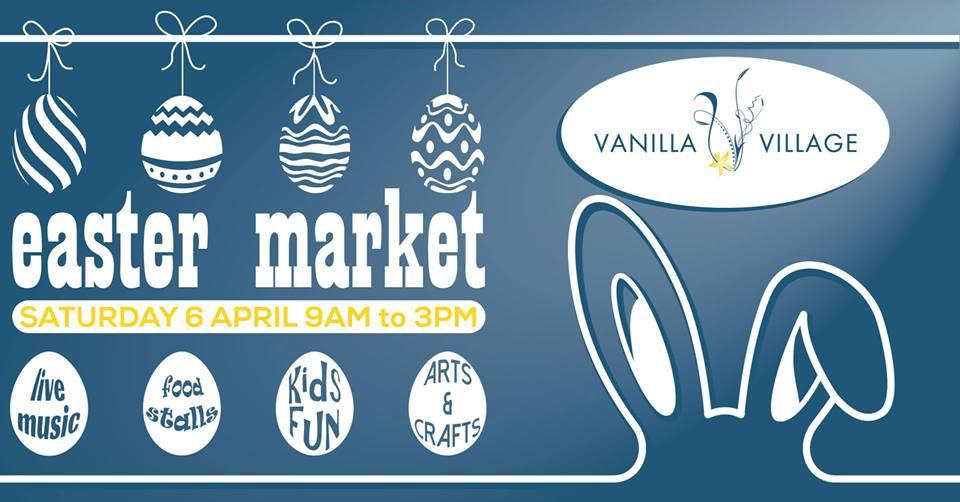 Vanilla Village Easter Market