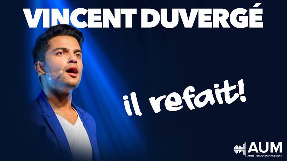 Vincent Refait! - The Ultimate one man Show