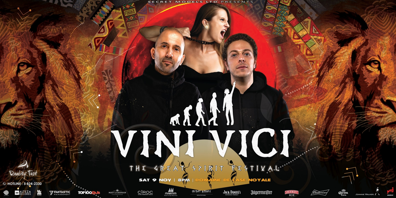 VINI VICI - The Great Spirit Festival