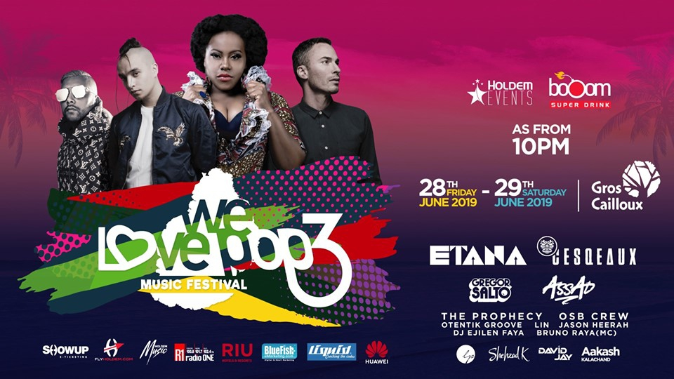 WE Love POP 3 Music Festival