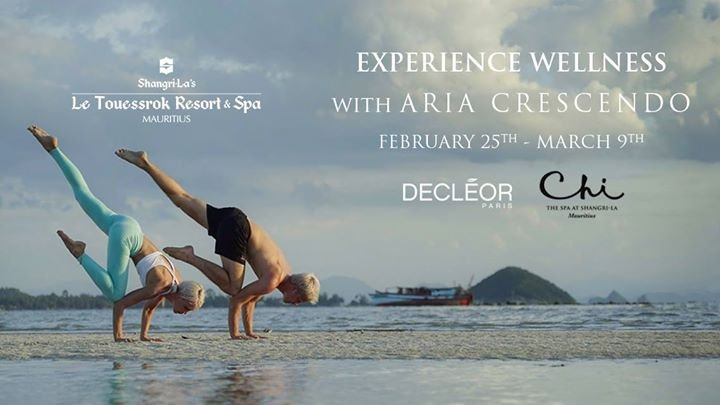 Wellness Month with Aria Crescendo
