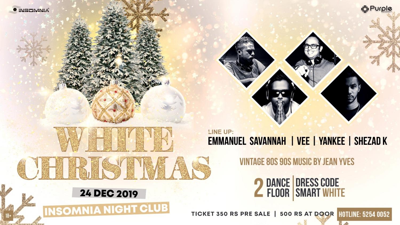 White Christmas At Insomnia