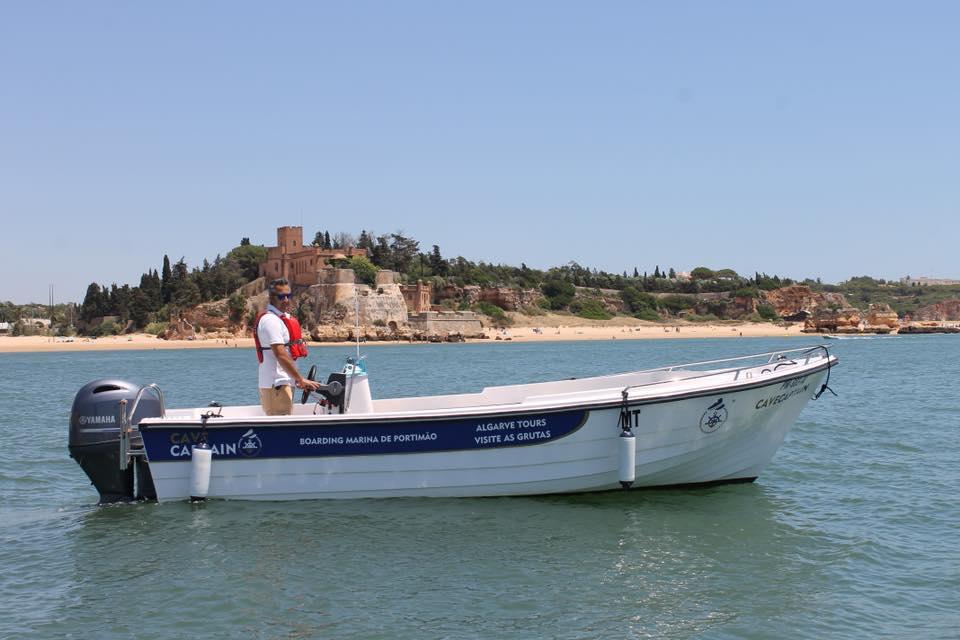 Algarve Cave Captain