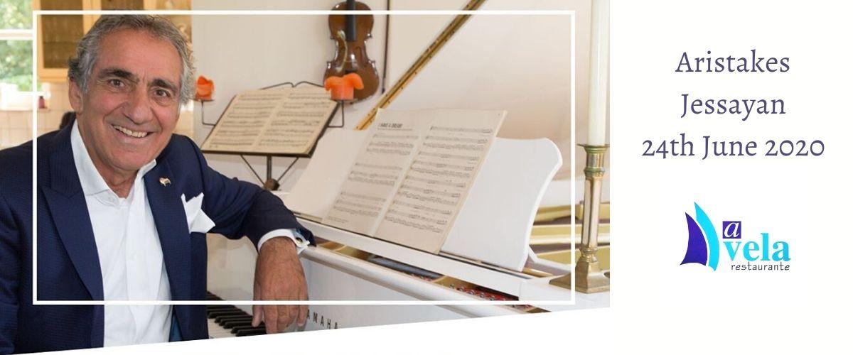 A Vela Restaurant Live Piano Concert