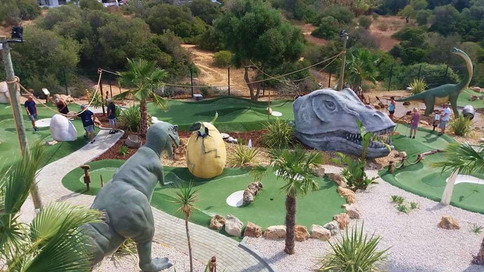 Adventure Golf Alvor - July Opening Hours