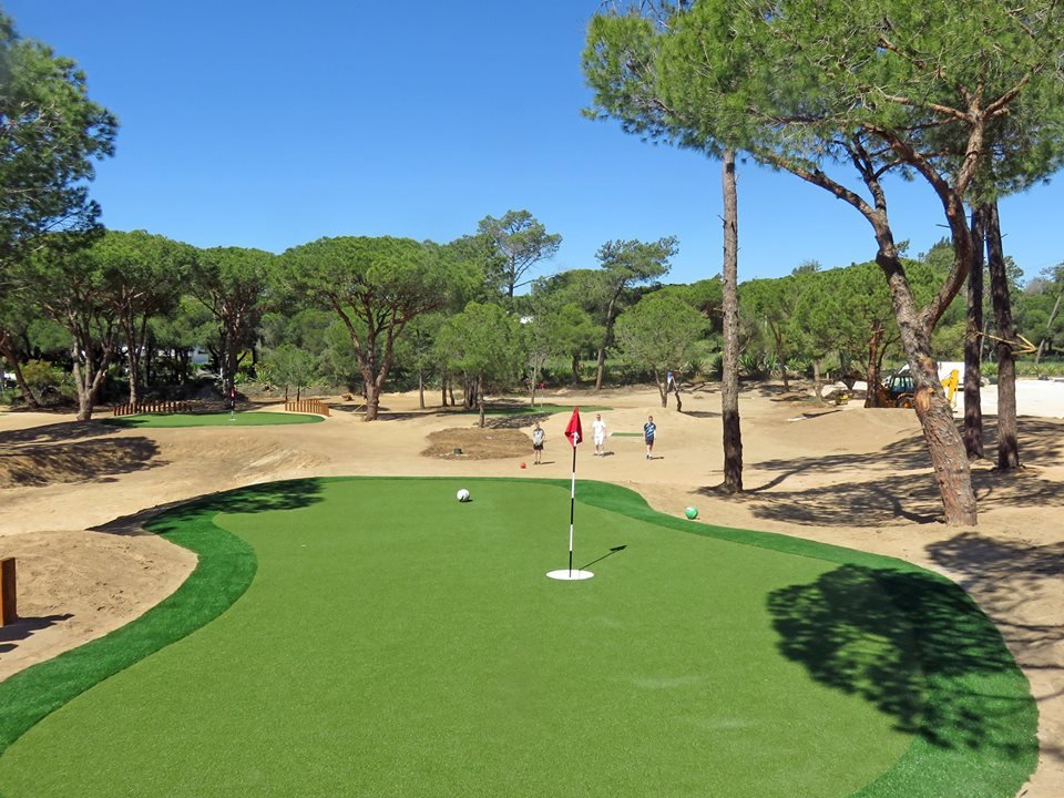 Algarve FootGolf  Summer Promotion: Play 9 holes Free of charge!