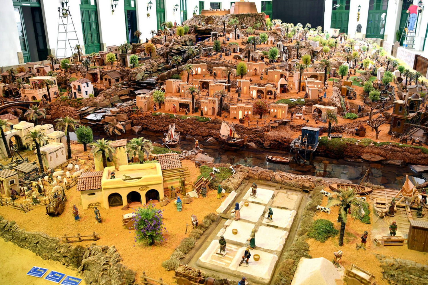 Algarve's Biggest Nativity Scene in VRSA