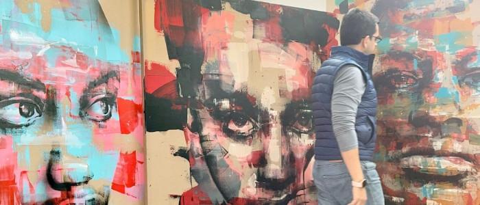 ArtCatto Mario Henrique Exhibition