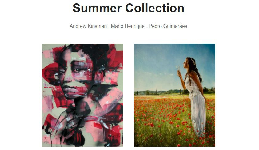 ArtCatto Summer Collection