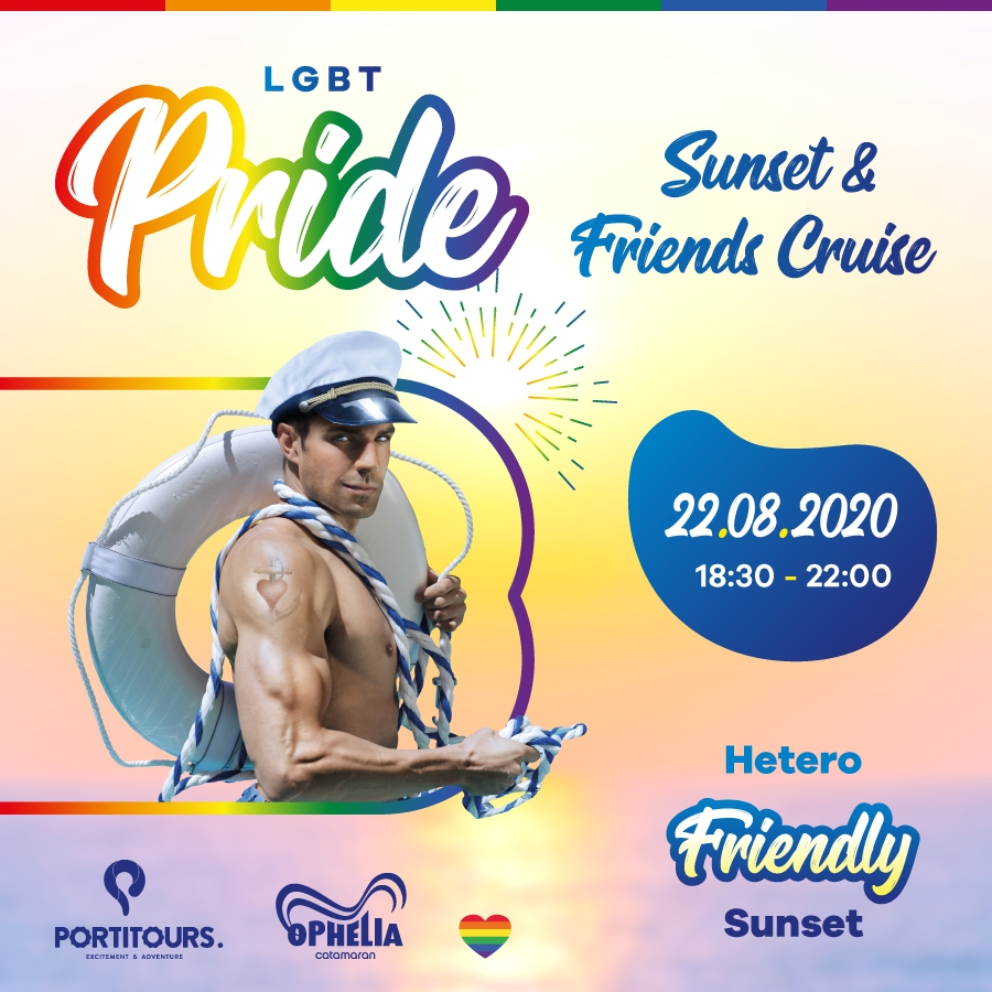 Beat Experience LGBT Pride Boat Party