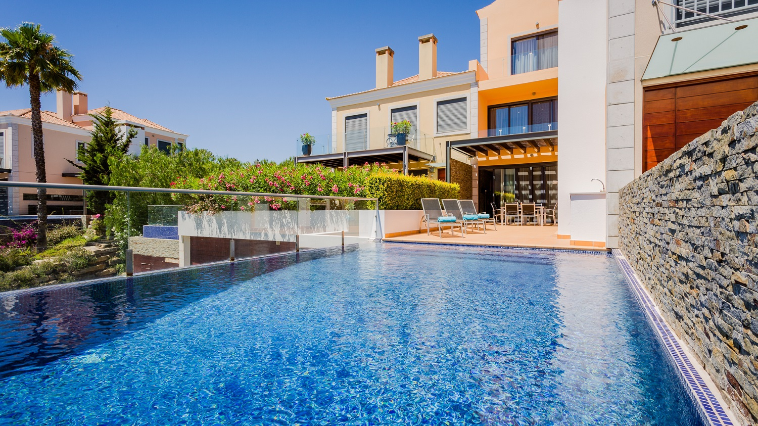 Blue Sky Villa of the Month