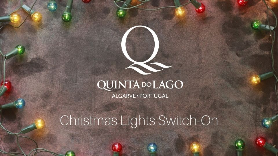 Christmas Lights Switch-On Dano's Quinta do Lago