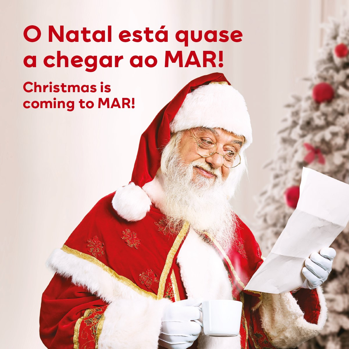Christmas Magic at MAR Shopping Algarve