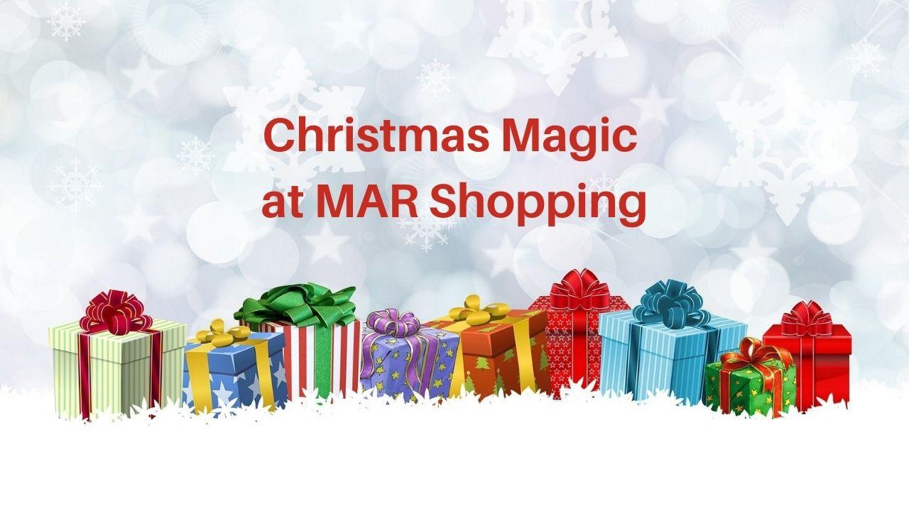 Christmas Time at MAR Shopping Algarve