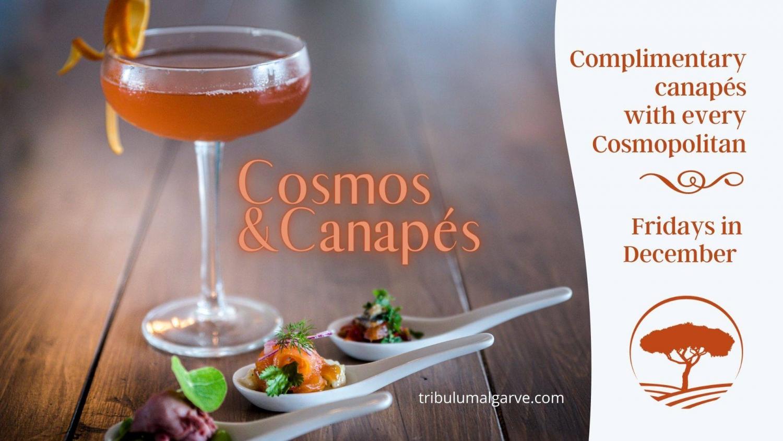 Cosmos & Canapés at Tribulum