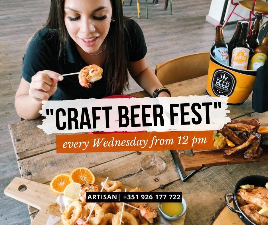 Craft Beer Fest at Artisan