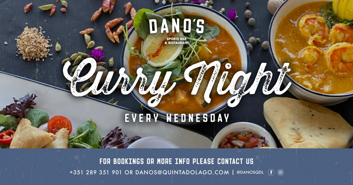 Curry Nights at Dano's