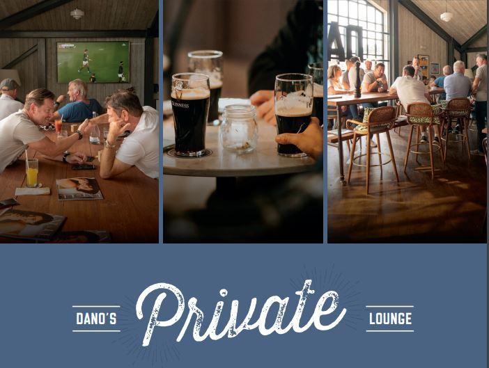 Dano's Private Lounge Euro 2020