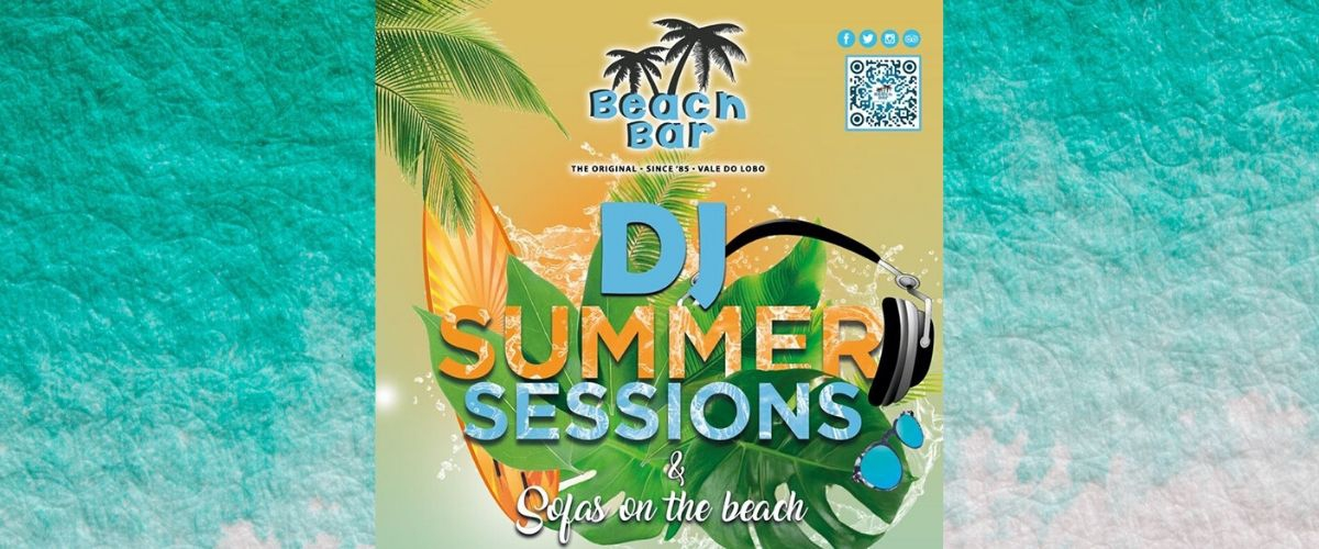 DJ Summer Sessions at the Beach Bar