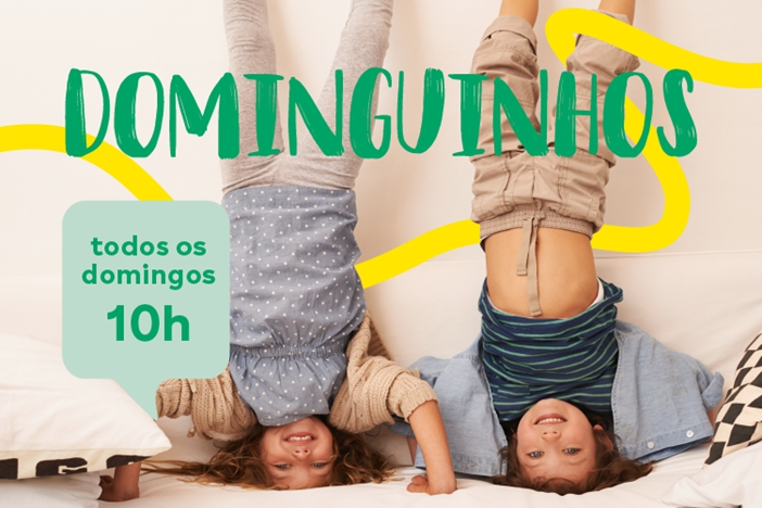 Dominguinhos - Sunday Fun for Kids by MAR Shopping