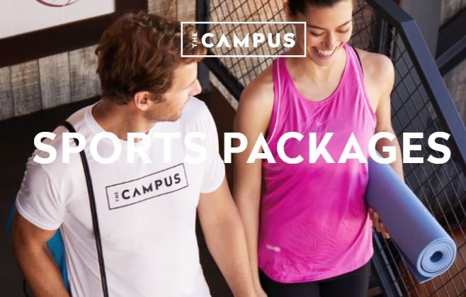 Fitness First Sports Package