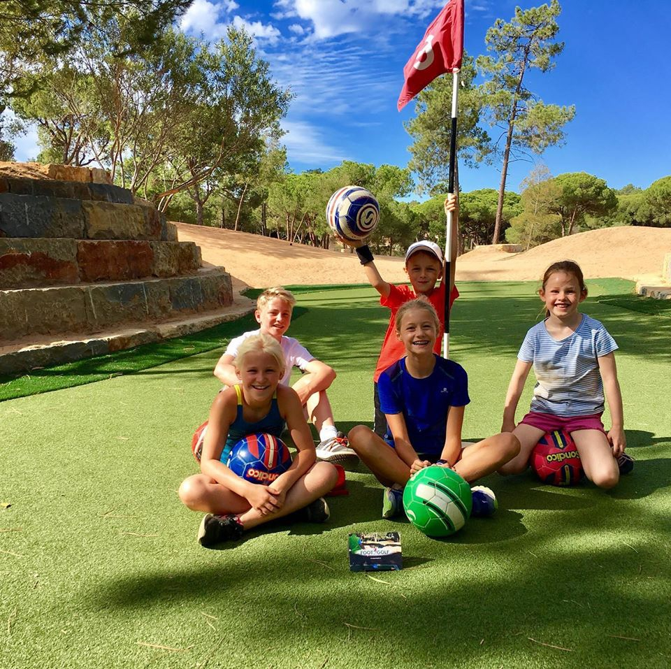 Football School at Algarve Tennis and Fitness